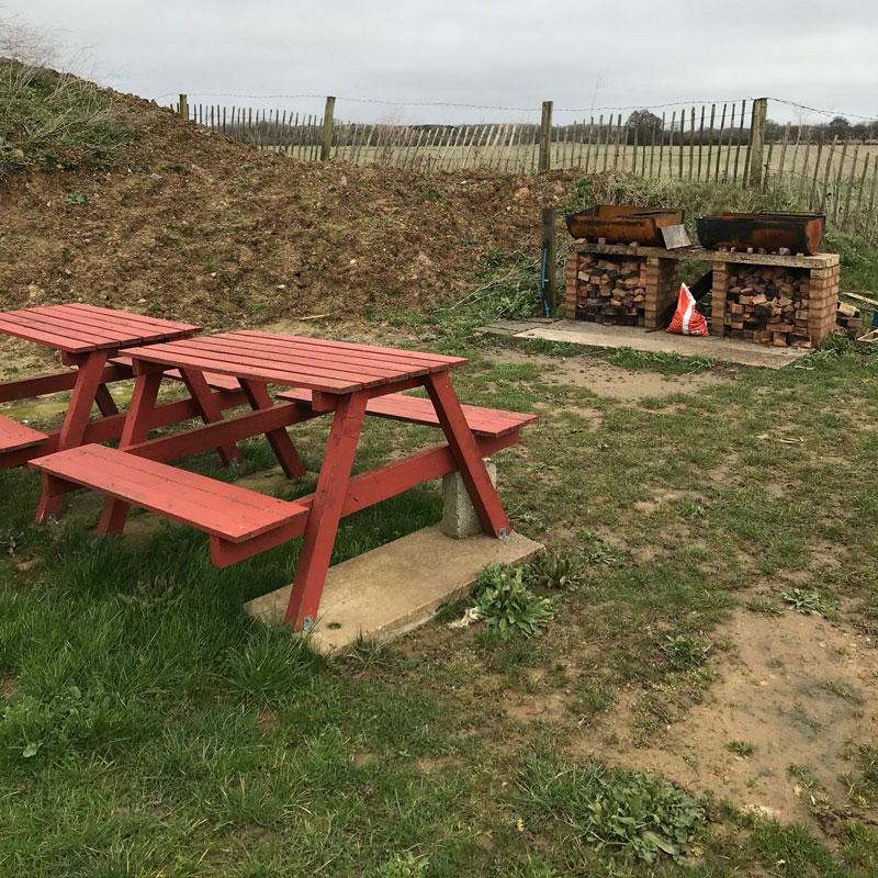 Moat Farm, Five Oak Green